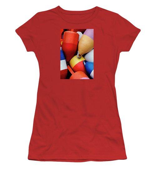 Floats Women's T-Shirt (Athletic Fit)