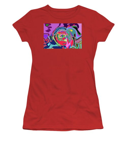 Fragrance Of Color  Women's T-Shirt (Athletic Fit)