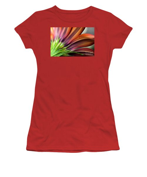 From Behind Women's T-Shirt (Athletic Fit)