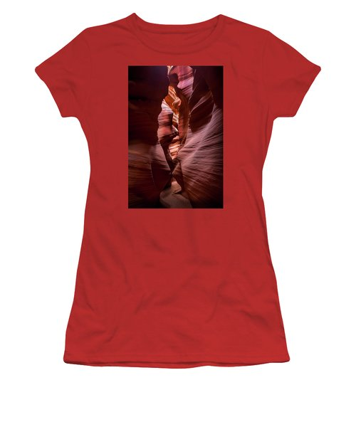 Further In The Canyon Women's T-Shirt (Athletic Fit)