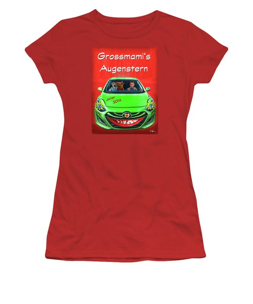 Women's T-Shirt (Athletic Fit) featuring the photograph Teddy Transportation by Hanny Heim