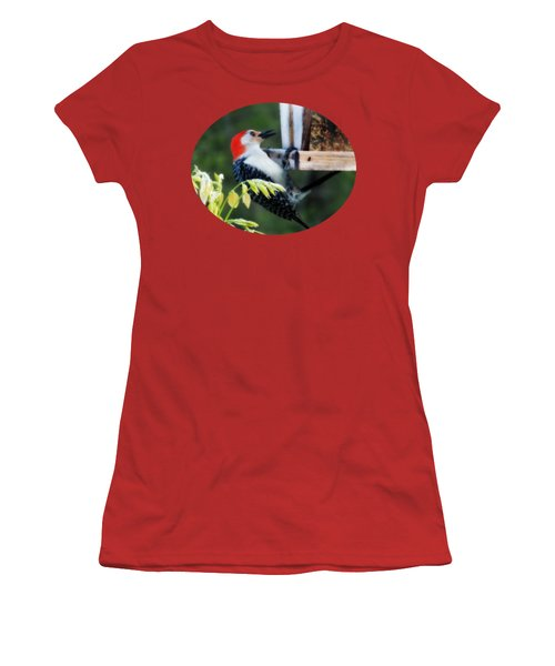 Hang In There Women's T-Shirt (Junior Cut) by Anita Faye