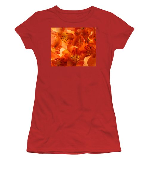Heavenly Women's T-Shirt (Junior Cut) by Bobby Villapando