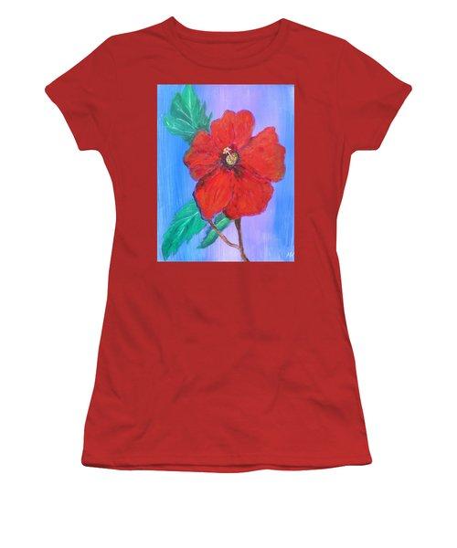 Heavenly Scent Women's T-Shirt (Junior Cut) by Maria Watt