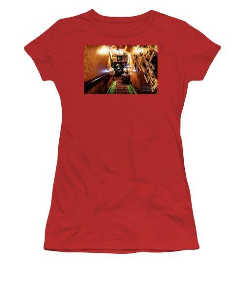 Jazz Club Women's T-Shirt (Athletic Fit)