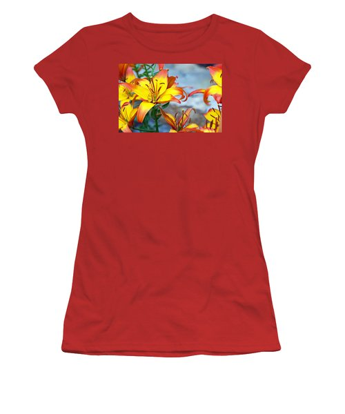 Lilies Of The Field #1 Women's T-Shirt (Athletic Fit)