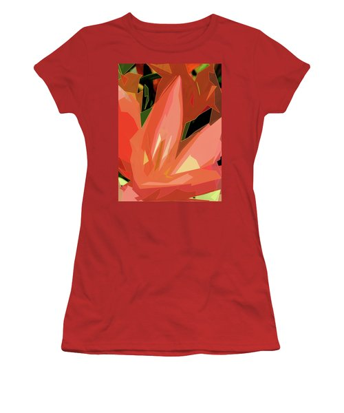 Lily #3 Women's T-Shirt (Athletic Fit)