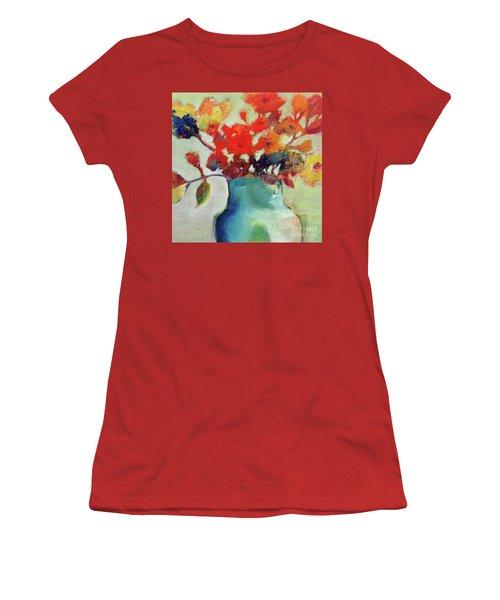 Little Bouquet Women's T-Shirt (Junior Cut) by Michelle Abrams