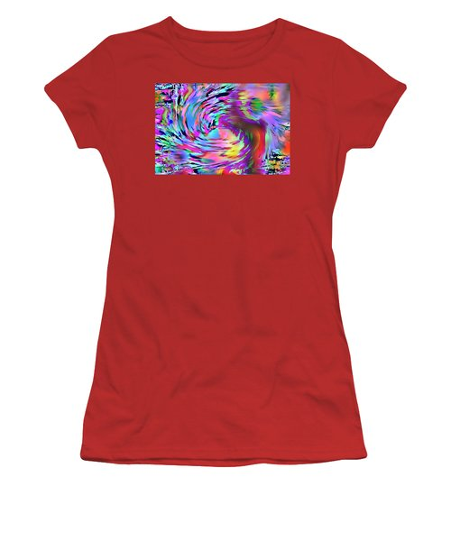 Love Comes Around Women's T-Shirt (Athletic Fit)