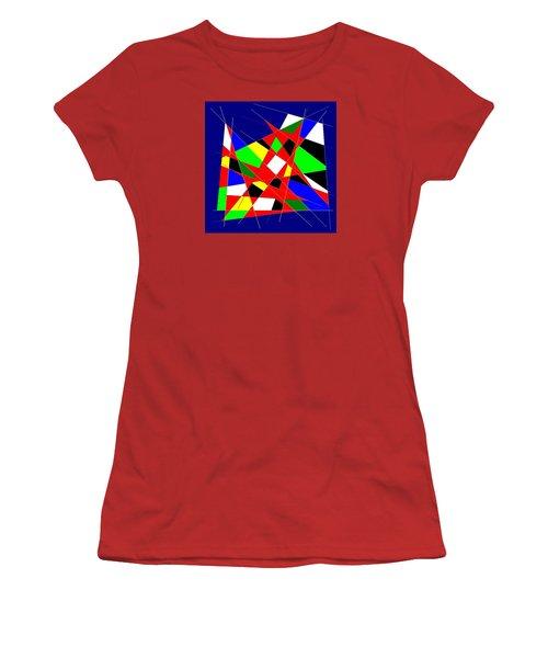 Love No. 11 Women's T-Shirt (Junior Cut) by Mirfarhad Moghimi