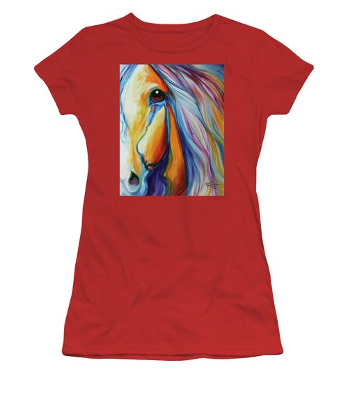 Majestic Equine 2016 Women's T-Shirt (Athletic Fit)