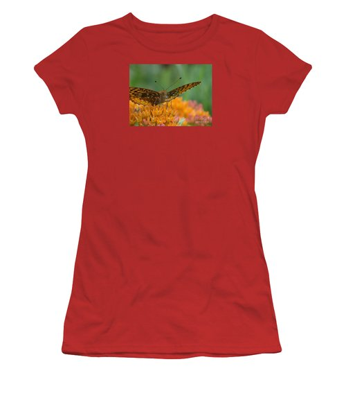 Meal For One Women's T-Shirt (Athletic Fit)