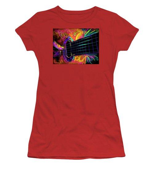 Medianoche Women's T-Shirt (Junior Cut) by DC Langer