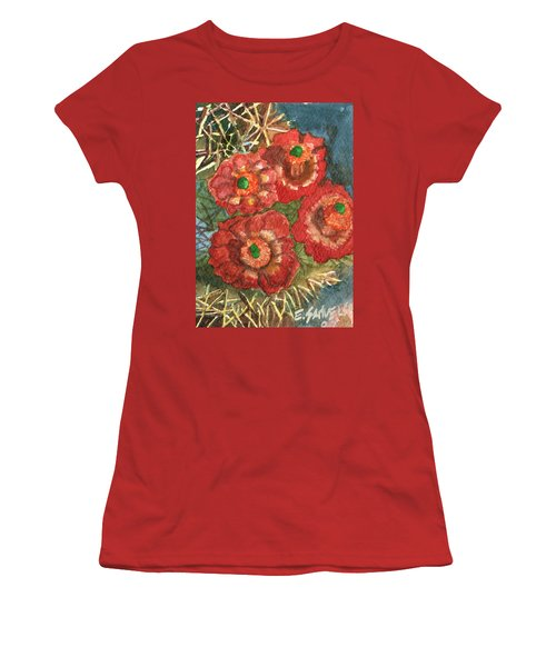 Mexican Pincushion Women's T-Shirt (Athletic Fit)