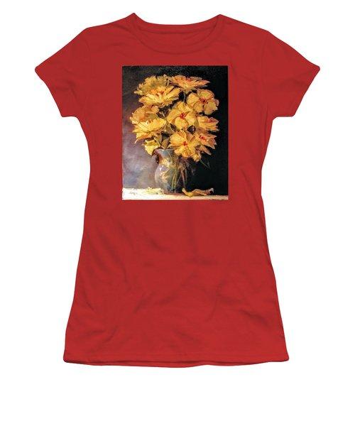 Mother's Favorite Vase Women's T-Shirt (Athletic Fit)