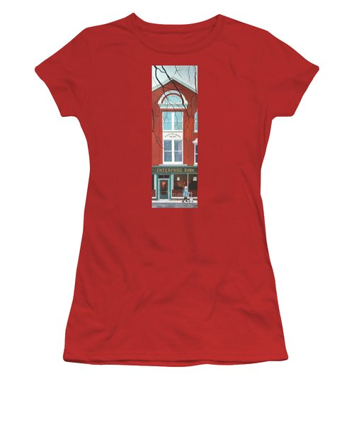Old City Hall Women's T-Shirt (Athletic Fit)