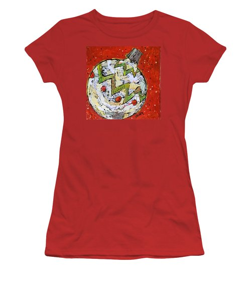 Ornament Women's T-Shirt (Athletic Fit)