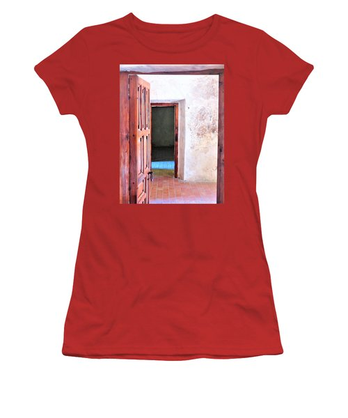 Other Side Women's T-Shirt (Junior Cut) by Pablo Munoz