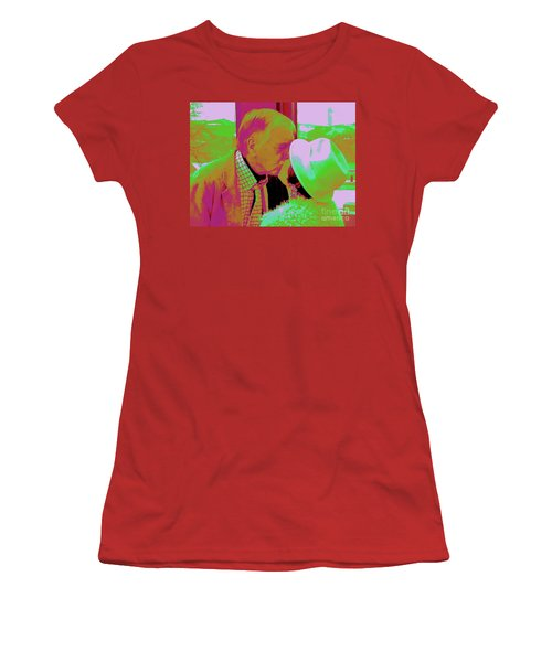 P3 Women's T-Shirt (Junior Cut) by Jesse Ciazza