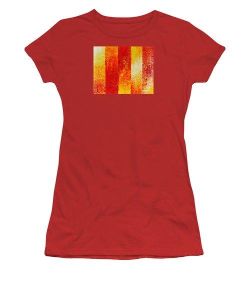 Path Women's T-Shirt (Junior Cut) by Teresa Wegrzyn
