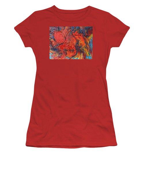 Pele Women's T-Shirt (Athletic Fit)