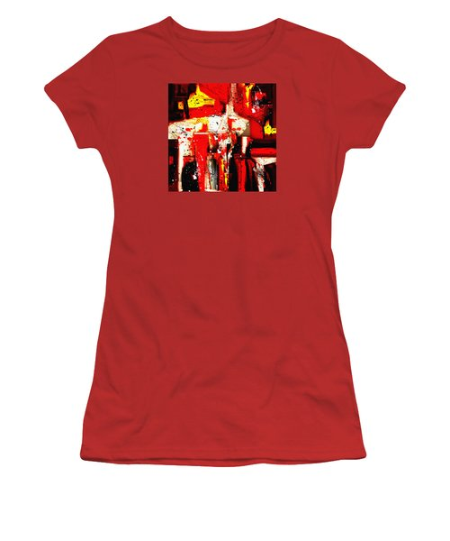 Penman Original-413 Women's T-Shirt (Junior Cut) by Andrew Penman