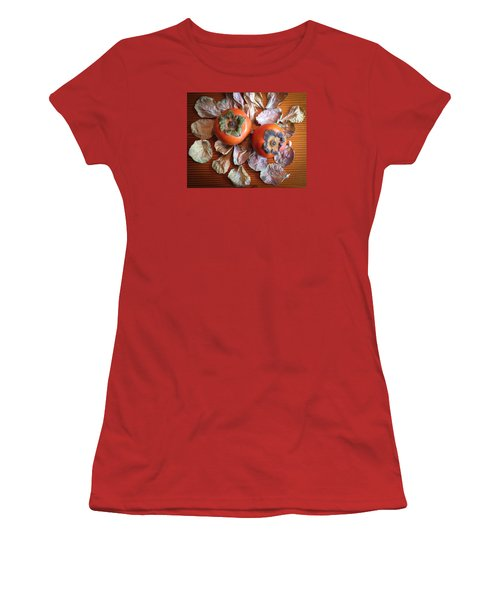 Persimmons 6 Women's T-Shirt (Athletic Fit)