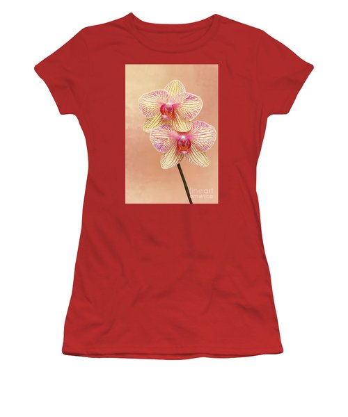 Phalaenopsis Moth Orchids #2 V2 Women's T-Shirt (Athletic Fit)