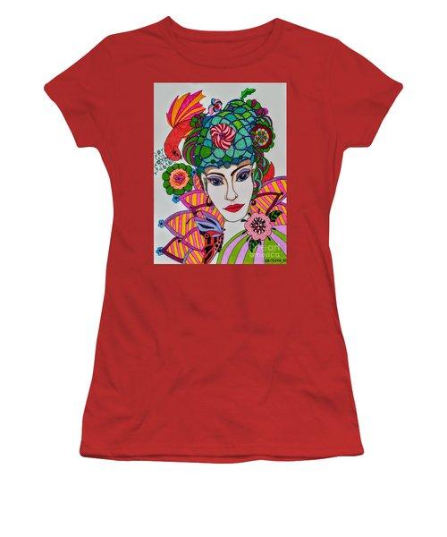 Pixie Girl Women's T-Shirt (Athletic Fit)