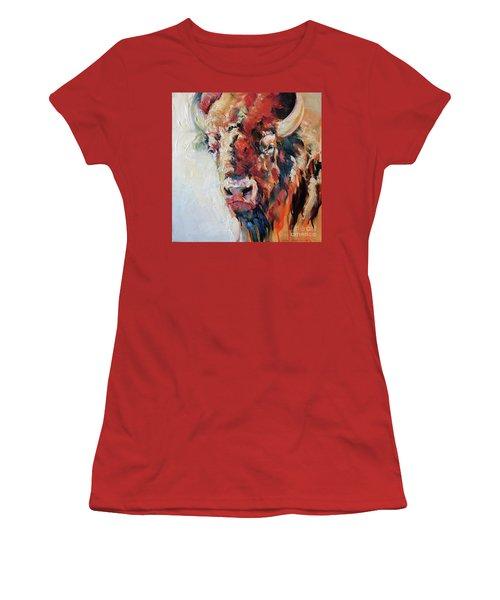 Plains Legacy Women's T-Shirt (Athletic Fit)