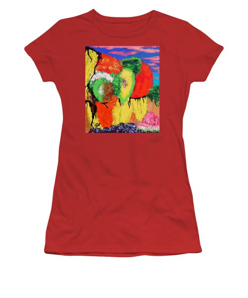 Plant Food Still Life Women's T-Shirt (Athletic Fit)
