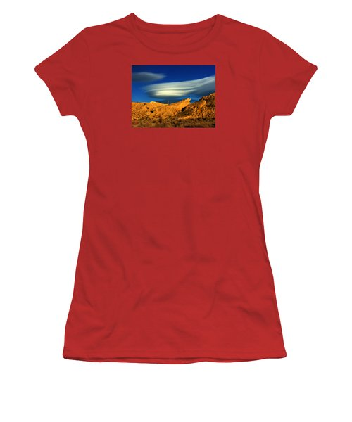 Pure Nature Spain  Women's T-Shirt (Junior Cut) by Colette V Hera Guggenheim