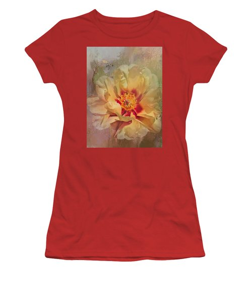 Rayanne's Peony Women's T-Shirt (Athletic Fit)