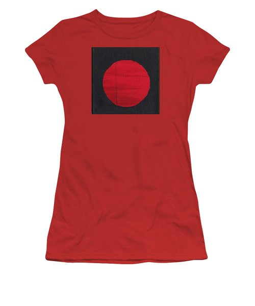 Red Sun Women's T-Shirt (Athletic Fit)