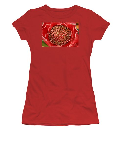 Red Torch Ginger 2 Women's T-Shirt (Athletic Fit)