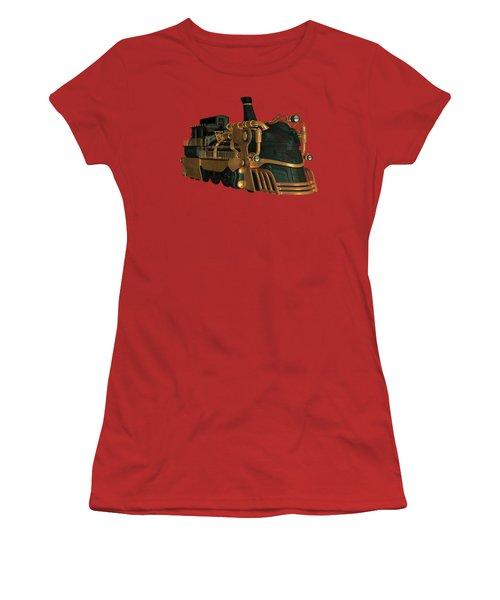 Santa Fe Women's T-Shirt (Athletic Fit)