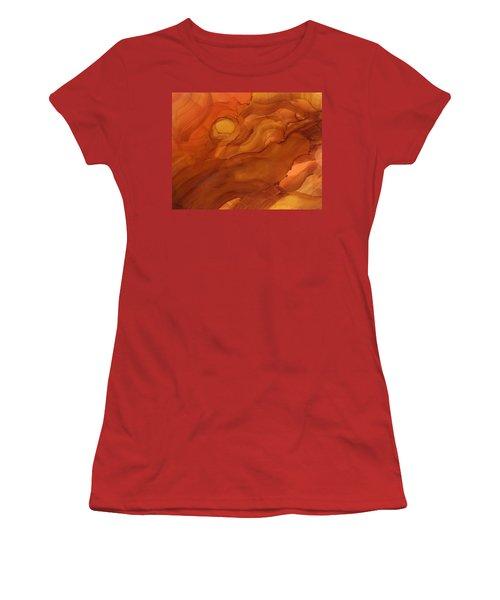 Saying Good Night Women's T-Shirt (Athletic Fit)