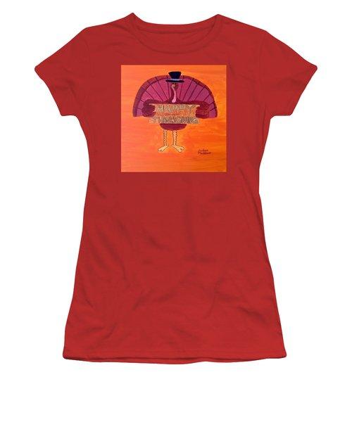 Season Holiday Women's T-Shirt (Junior Cut) by Joshua Maddison