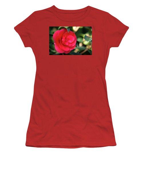 Soft Kiss Women's T-Shirt (Athletic Fit)