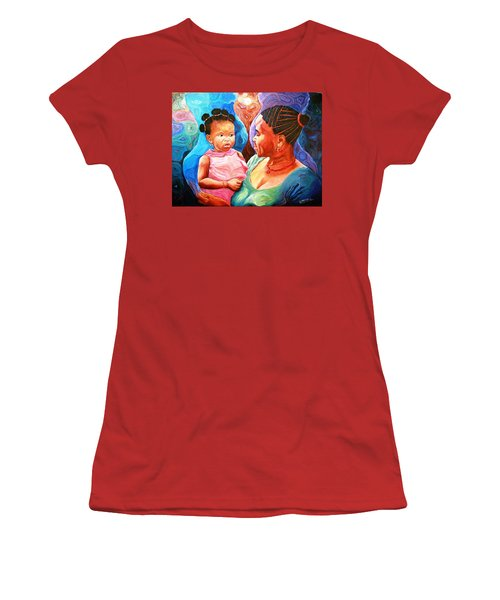 Sowing And Reaping Women's T-Shirt (Junior Cut) by Bankole Abe