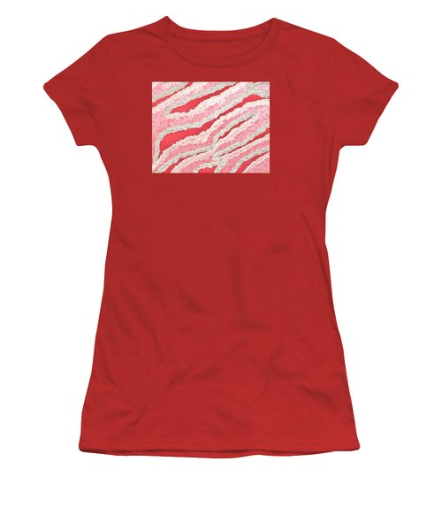 Spirit Journey Open Paths Women's T-Shirt (Junior Cut) by Rachel Hannah