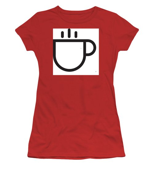 Steamed Women's T-Shirt (Junior Cut) by Now
