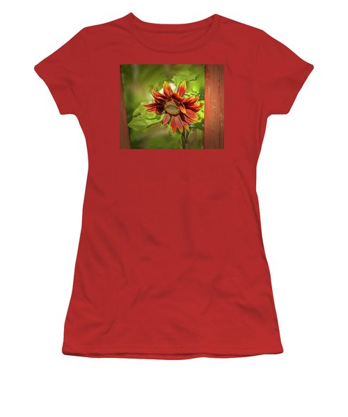 Sunflower #g5 Women's T-Shirt (Athletic Fit)