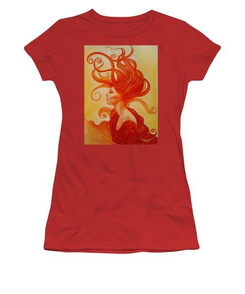 Sunrise Aton Women's T-Shirt (Athletic Fit)