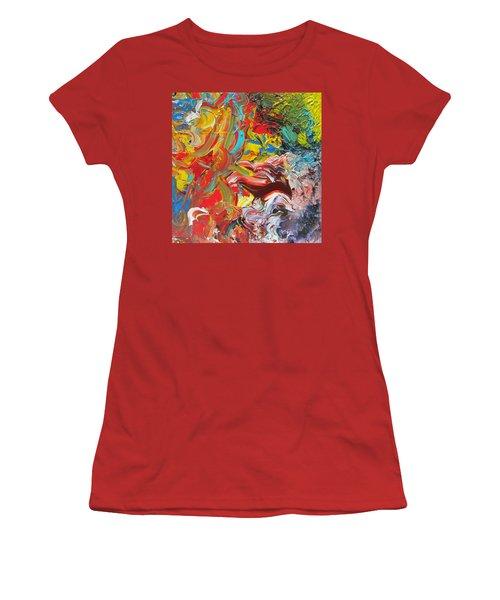 Surprise Women's T-Shirt (Junior Cut) by Ralph White