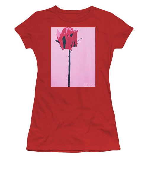 Tall Beauty Women's T-Shirt (Athletic Fit)