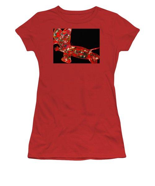 Hidden Messages Women's T-Shirt (Athletic Fit)
