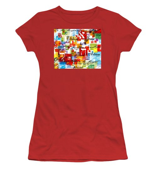 The Creator Women's T-Shirt (Athletic Fit)