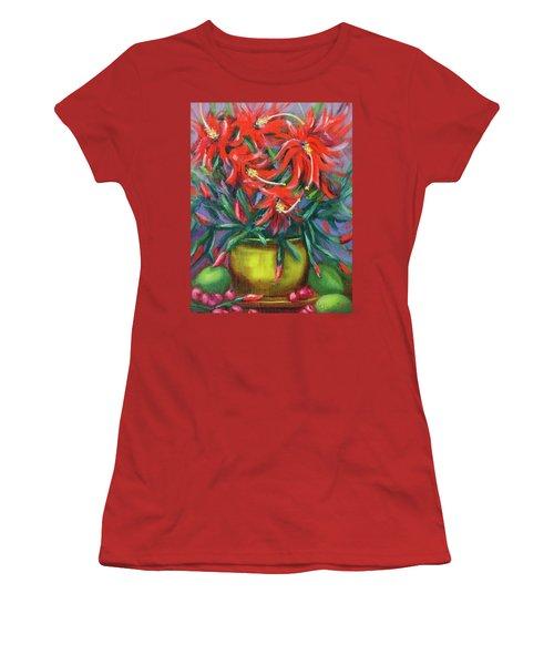The Gold Bowl Women's T-Shirt (Junior Cut)