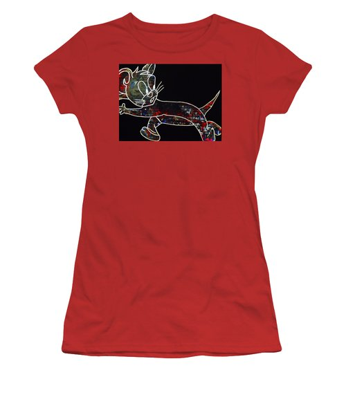 Thriller Women's T-Shirt (Athletic Fit)